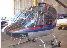 Helicóptero Esquilo Model AS 50